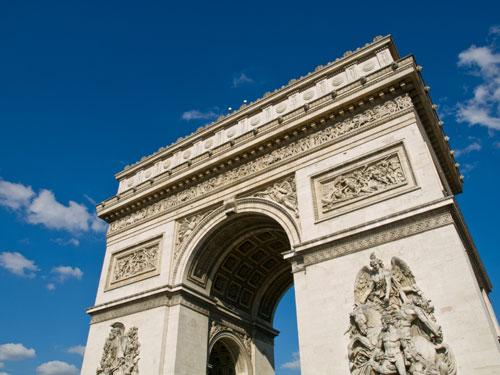 Bonjour, Champs Elysees!