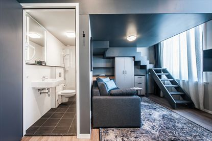 YAYS Concierged Apartments: Oostenburgergracht 002 Short Stay Apartment Amsterdam