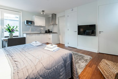 Amstel Delight Studio 1 A Short Stay Apartment Amsterdam