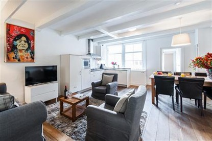 Jordaan Noordermarkt Apartment F short stay apartment Amsterdam
