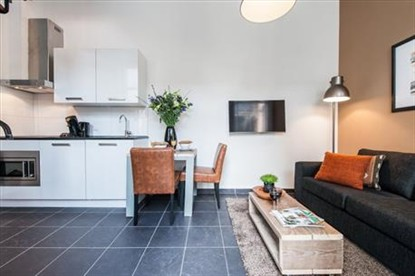 Violet Apartment short stay apartment Amsterdam