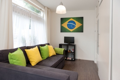 Brazil Apartment short stay apartment Amsterdam