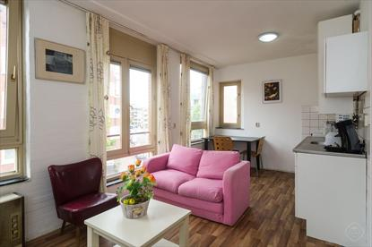 Cosy East Studio short stay apartment Amsterdam