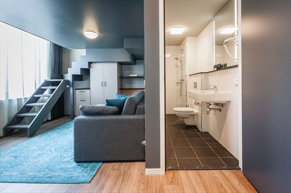 YAYS Concierged Apartments: Oostenburgergracht 108 short stay apartment Amsterdam