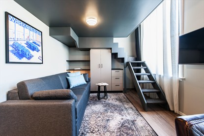 YAYS Concierged Apartments: Oostenburgergracht 110 short stay apartment Amsterdam