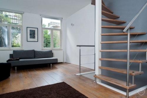 Jordaan Orange House short stay apartment Amsterdam