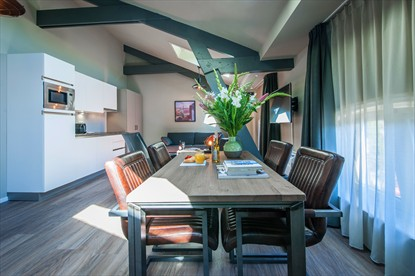 YAYS Concierged Apartments: Oostenburgergracht 204 short stay apartment Amsterdam