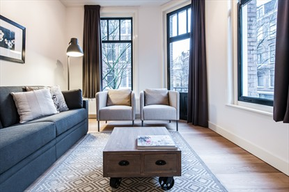 De Pijp Boutique Apartment 9B short stay apartment Amsterdam