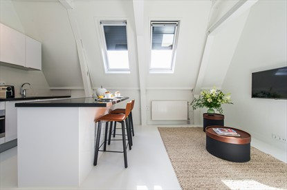 YAYS Concierged Apartments: Zoutkeetsgracht 302 short stay apartment Amsterdam
