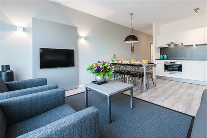 YAYS Concierged Apartments: Bickersgracht 5 D Short Stay Apartment Amsterdam