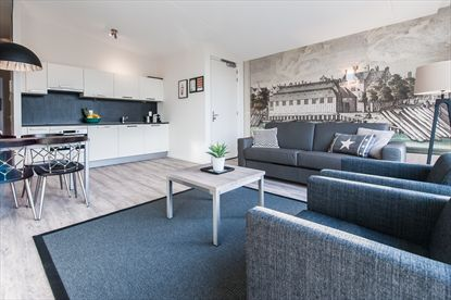 YAYS Concierged Apartments: Bickersgracht 5 E short stay apartment Amsterdam
