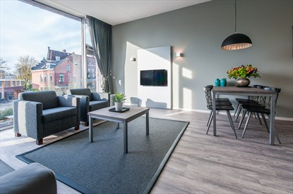 YAYS Concierged Apartments: Bickersgracht 7 F short stay apartment Amsterdam