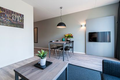 YAYS Concierged Apartments: Bickersgracht 9 A Short Stay Apartment Amsterdam