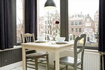 Prinsengracht Studio short stay apartment Amsterdam