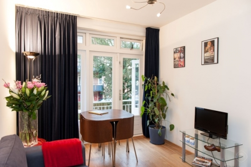 West City Apartment  Short Stay Apartment Amsterdam