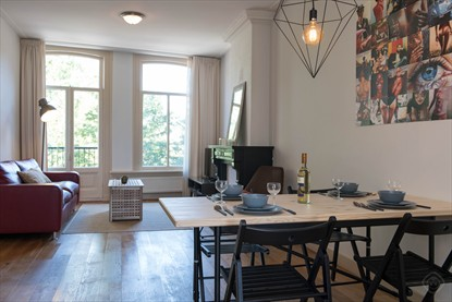 Sarphaat Centre Apartment short stay apartment Amsterdam