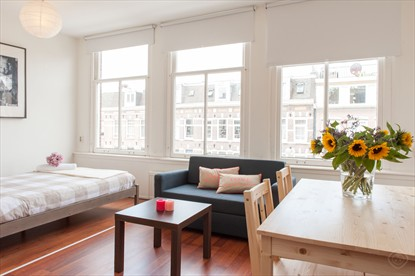 Albert Cuyp III B Studio short stay apartment Amsterdam