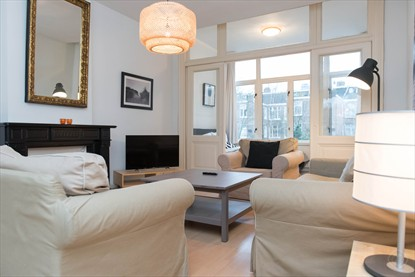 City Nassau Apartment short stay apartment Amsterdam