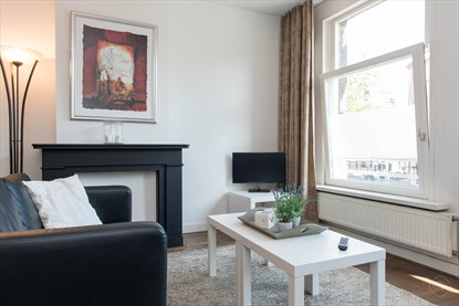 Vondel Parc Apartment short stay apartment Amsterdam