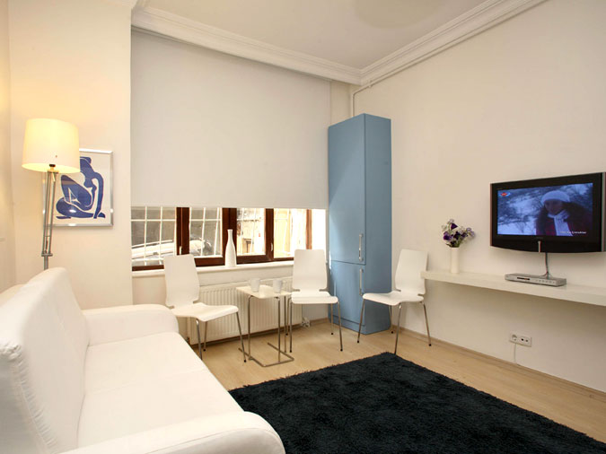 Central Istanbul Apartments for Short Stay