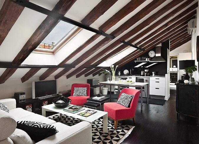 Madrid boutique apartments
