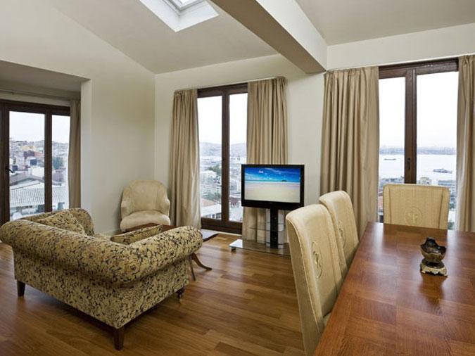 Bosphorus Apartment Istanbul