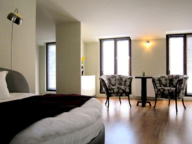 Istanbul Duplex Apartment