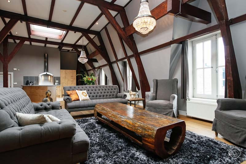 Leidseplein Royal Penthouse Short Stay Apartment Amsterdam