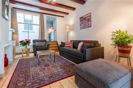 Carre Apartment A-I short stay apartment Amsterdam