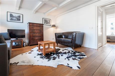 Jordaan Noordermarkt Apartment D short stay apartment Amsterdam