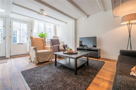 Jordaan Noordermarkt Apartment H short stay apartment Amsterdam