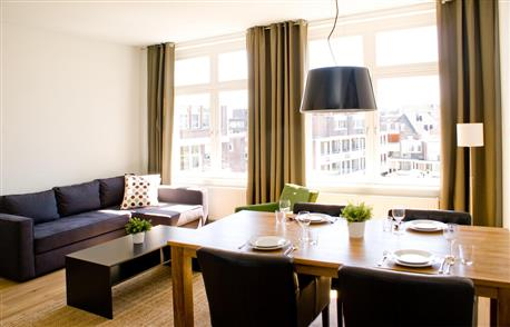 Duif Harbour short stay apartment Amsterdam