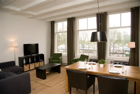 Kaap Harbour short stay apartment Amsterdam