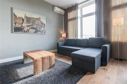 Ruyter Harbour short stay apartment Amsterdam