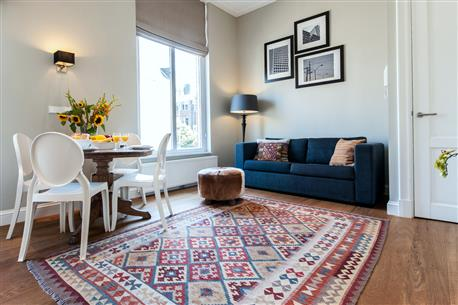 Vondelpark Suite III short stay apartment Amsterdam