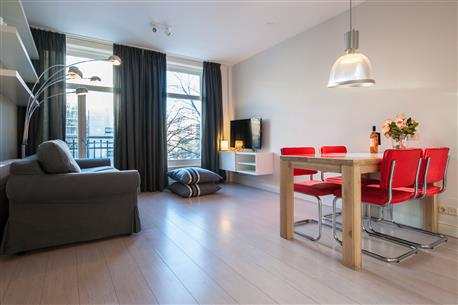 Dapper Market Apartment 9 short stay apartment Amsterdam