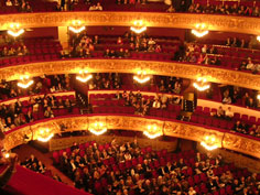 Grand Theatre of Liceu Barcelona